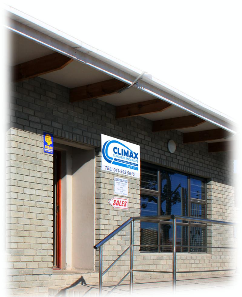 Climax Concrete Office