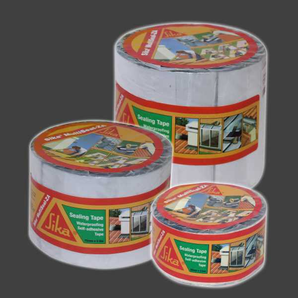 Climax Concrete Sika Sealing Tape Combined