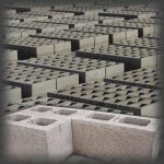 Climax Concrete Cement Blocks Icon-