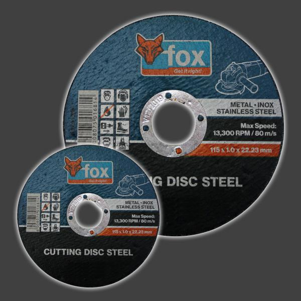 Climax Concrete Cutting Disc Steel Icon