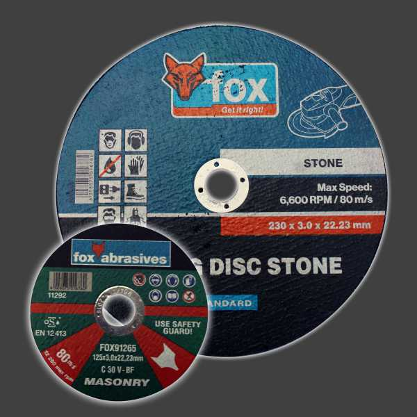 Climax Concrete Cutting Discs Icon
