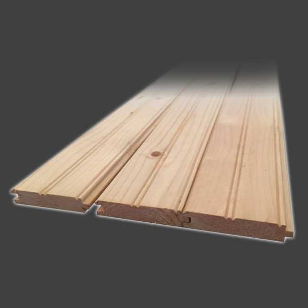 Climax Concrete Pine Ceiling 12 x 102mm PIN001