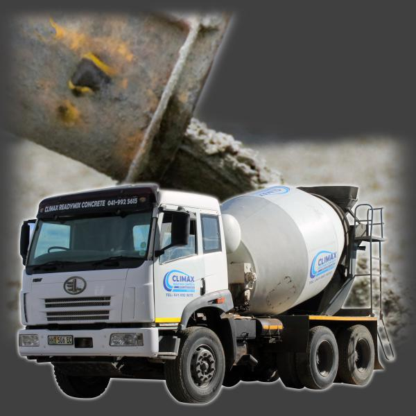 Climax Concrete Ready Mix Icon